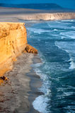 Peruvian Coastline, Paracas National Reserve Royalty Free Stock Photography