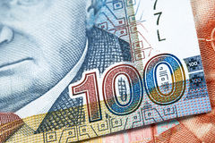 Peruvian Currency Stock Image