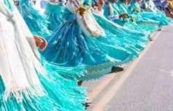 Peruvian dance Royalty Free Stock Photo