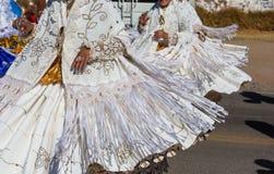 Peruvian dance Stock Images