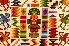 Peruvian design Royalty Free Stock Images