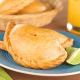 Peruvian Empanada Meat Pie Stock Photography
