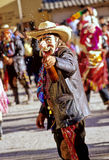 Peruvian festival Stock Images