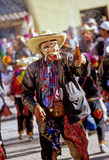 Peruvian festival Royalty Free Stock Photography