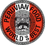 Peruvian food illustration Royalty Free Stock Photography