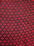 Peruvian hand made woolen fabric Stock Images