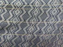 Peruvian hand made woolen fabric Stock Photography