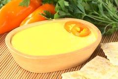 Peruvian Huancaina Sauce Royalty Free Stock Image