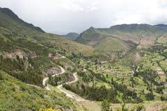 Peruvian Landscape Royalty Free Stock Photography