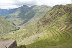 Peruvian Landscape Stock Photography