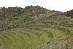 Peruvian Landscape Stock Image