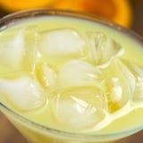 Peruvian Lucuma Cream Liqueur Stock Image