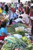 Peruvian market Royalty Free Stock Photos