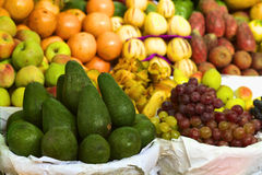 Peruvian Market Royalty Free Stock Images