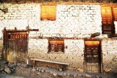Peruvian mountain village Stock Images