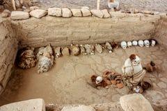 Peruvian Mummy Royalty Free Stock Photo