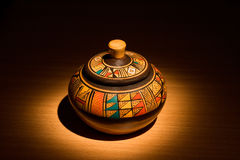 Peruvian pottery Stock Images
