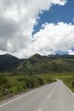 Peruvian roadway Royalty Free Stock Photography