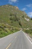Peruvian Roadway Royalty Free Stock Images