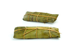Peruvian Tamal Royalty Free Stock Photography