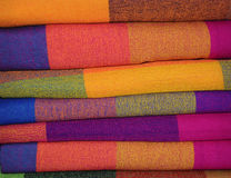 Peruvian Textile Royalty Free Stock Images