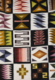 Peruvian Textile Detail Stock Images