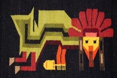 Free Peruvian Textile Detail Royalty Free Stock Images - 14459249