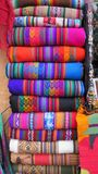 Peruvian Traditional Weave Royalty Free Stock Images