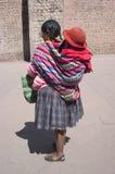 Peruvian Woman Royalty Free Stock Image