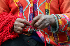 Peruvian Yarn Spinner