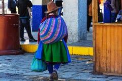 Peruwiańscy ludzie Obraz Stock