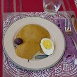 Peruwiański Jedzenie Obrazy Royalty Free