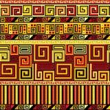 Peruwiański ornament royalty ilustracja
