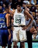Pervis Ellison, Celtics Бостона Стоковое Изображение