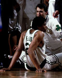 Pervis Ellison, Celtics de Boston Images stock