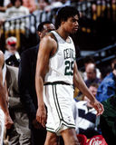 Pervis Ellison, Celtics de Boston Image libre de droits
