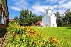 Peryn Chapel or Church of the Nativity of the Theotokos on Peryn Royalty Free Stock Image
