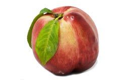 Perzik, nectarine Royalty-vrije Stock Foto
