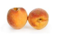Perzikfruit Royalty-vrije Stock Afbeelding