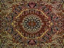 Perzisch het Tapijtpatroon van Royal Palace, Perzisch tapijt met een Ingewikkeld ontwerp royalty-vrije stock foto