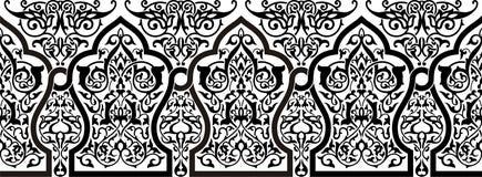 Perzisch ornament Royalty-vrije Stock Foto