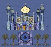 Perzisch sprookje Stock Afbeelding