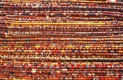 Perzisch tapijt royalty-vrije stock foto