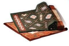 Perzisch tapijt Royalty-vrije Stock Foto's