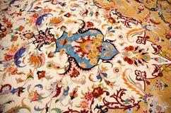Perzisch tapijt royalty-vrije stock afbeelding