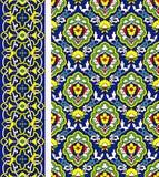 Perzische achtergrond Stock Fotografie