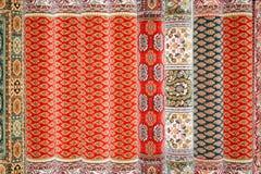 Perzische tapijten Stock Afbeelding