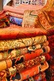 Perzische tapijten Royalty-vrije Stock Afbeelding