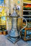 Perzische Theesamovar 02 royalty-vrije stock afbeelding