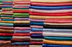 Perzische zijde stock foto
